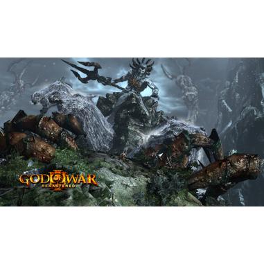 God of war III remastered - PS4
