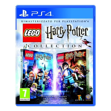 Lego Harry Potter Collection, PlayStation 4