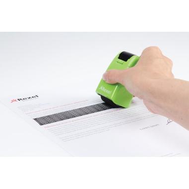 Rexel Rullo di protezione dati - Verde lime