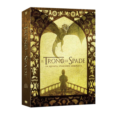 Game of Thrones DVD 2D ITA stagione 5