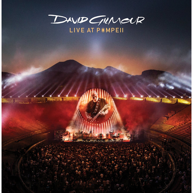 David Gilmour - Live At Pompeii, 2CD