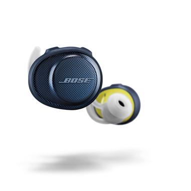 Bose SoundSport Free Blu, Bianco, Giallo Intraurale Auricolare cuffia