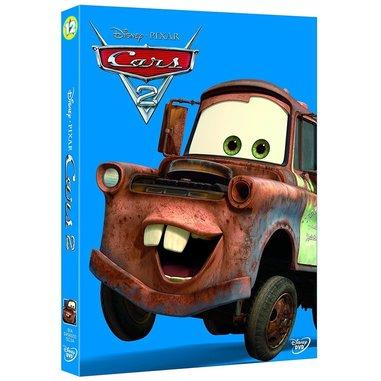 Cars 2 - 2016 (DVD)