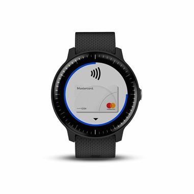 Garmin vívoactive 3 Music smartwatch Nero 3,05 cm (1.2