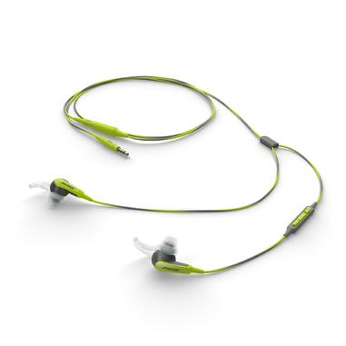 Bose® SoundSport™ in-ear per dispositivi Apple selezionati - verde