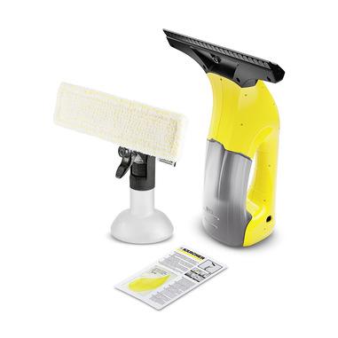 Kärcher WV 1 Plus pulitore di finestra elettrico 0,1 L Nero, Giallo