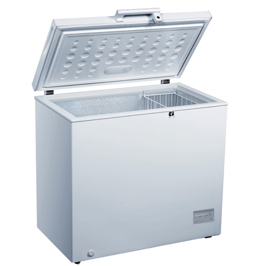 Electroline CFE206EH Libera installazione orizzontale 200L A+ Bianco congelatore