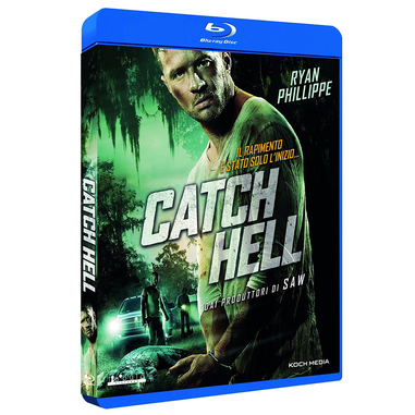 Catch Hell (Chained), Blu-Ray Blu-ray 2D Inglese, ITA