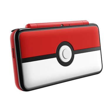 Nintendo New 2DS XL Poké Ball edizione limitata 4.88