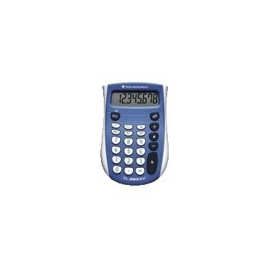 Texas Instruments TI-503 SV Blu, Bianco calcolatrice