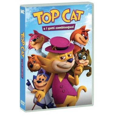 Top Cat e i gatti combinaguai (DVD)