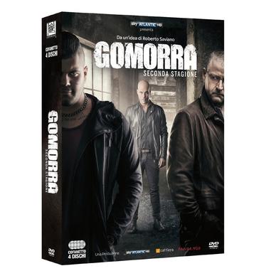 Gomorra Stagione 2 DVD