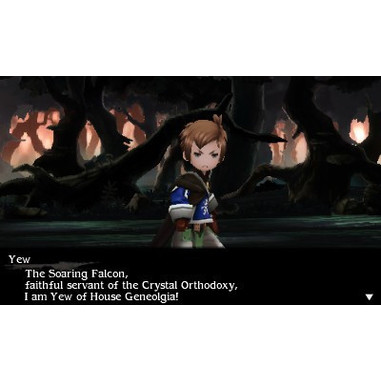 Bravely second: end layer - 3DS