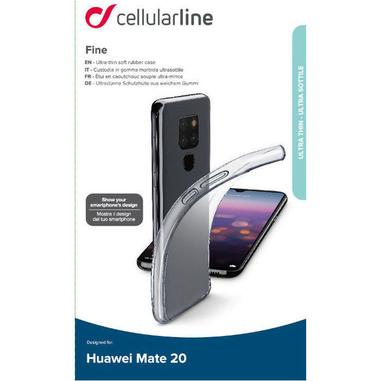 "Cellularline FINECMATE20T 16.2 cm (6.39"") Cover Transparent"