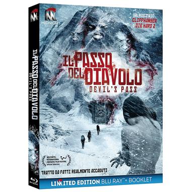 Il Passo del Diavolo Blu-ray