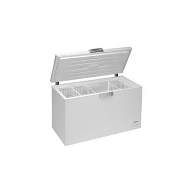 Beko HSA40520 Libera installazione A pozzo 360L A+ Bianco congelatore