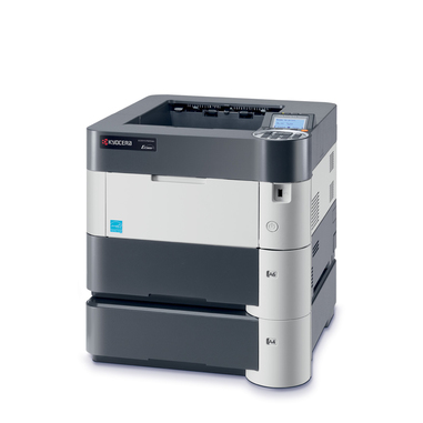 KYOCERA ECOSYS P3055dn 1200 x 1200DPI A4 Nero, Bianco
