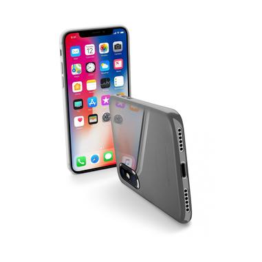 "Cellularline Zero - iPhone X 5.8"" Cover Traslucido custodia per iphone X"