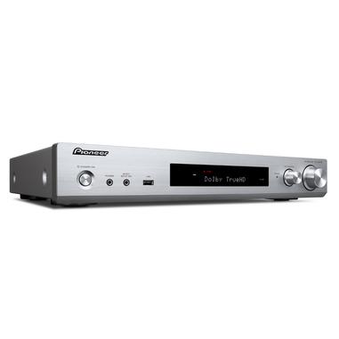 Pioneer VSX-S520 80W 5.1canali Surround Compatibilità 3D Argento ricevitore AV