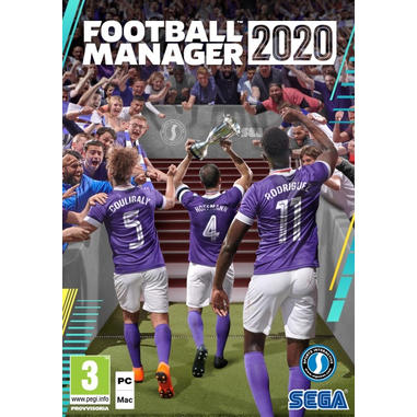 Football Manager 2020, PC