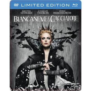Biancaneve e il cacciatore (Blu-ray + DVD)