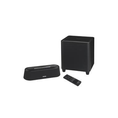 Toshiba Mini 3D Sound Bar II Cablato 1.1 90W Nero altoparlante soundbar