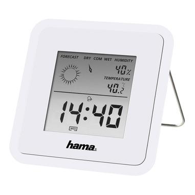 Hama TH50 Bianco Batteria