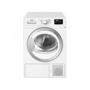Smeg DHT81EIT asciugatrice Libera installazione Caricamento frontale 8 kg A+ Bianco