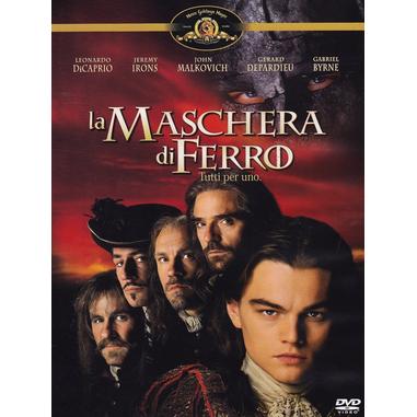 La maschera di ferro /DVD)