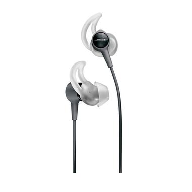 Bose SoundTrue Ultra Auricolare Stereofonico Cablato Carbonella auricolare per telefono cellulare