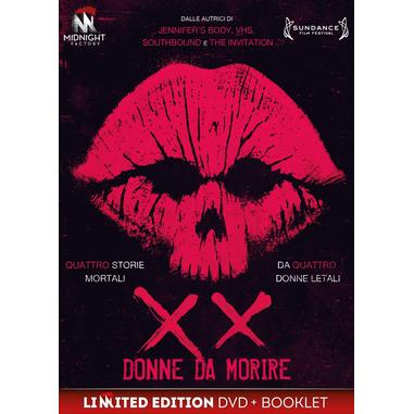 XX – Donne da Morire (DVD)