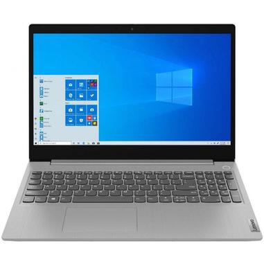 """Lenovo IdeaPad 3 15ADA05 Computer portatile 39,6 cm (15.6"""") 1920 x 1080 Pixel 3rd Generation AMD Ryzen 5 8 GB DDR4-SDRAM 512 GB SSD Wi-Fi 5 (802.11ac) Windows 10 Home Grigio"""