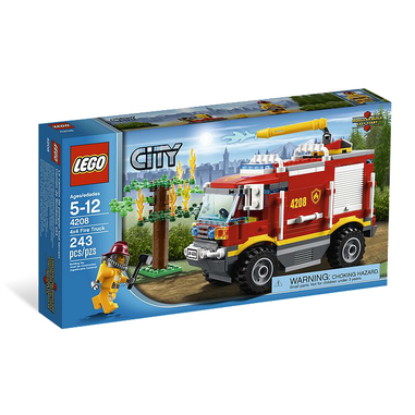 LEGO City Autopompa 4 x 4