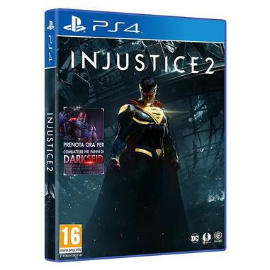 Injustice 2, PS4