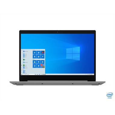 "Lenovo IdeaPad 3 Computer portatile 39,6 cm (15.6"") Full HD Intel® Celeron® N 4 GB DDR4-SDRAM 128 GB SSD Wi-Fi 5 (802.11ac) Windows 10 Home S Grigio, Platino"