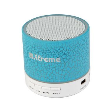 Xtreme Gamma 3 W Altoparlante portatile mono Blu, Bianco