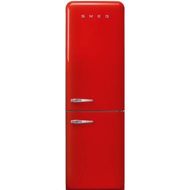 Smeg FAB32RRD5 frigorifero con congelatore Libera installazione 331 L D Rosso