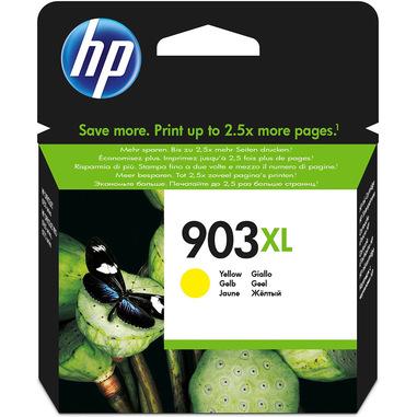 HP Cartuccia di inchiostro giallo originale ad alta capacità 903XL