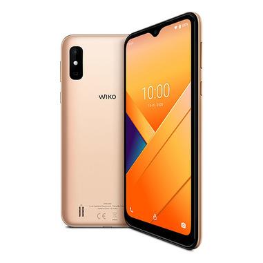 "Wiko Y81 15,8 cm (6.2"") Doppia SIM Android 10.0 4G Micro-USB 2 GB 32 GB 4000 mAh Oro"