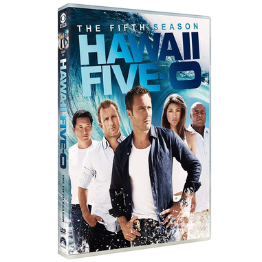 Hawaii Five-O - Stagione 5, 6x DVD DVD 2D ITA