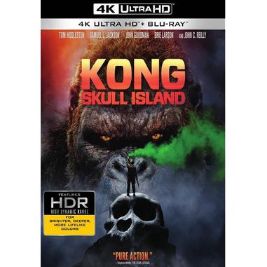 Kong: Skull Island, Blu-Ray DVD 2D ITA
