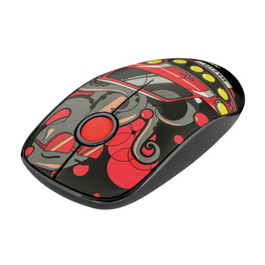 Trust Sketch mouse RF Wireless Ottico 1600 DPI Ambidestro