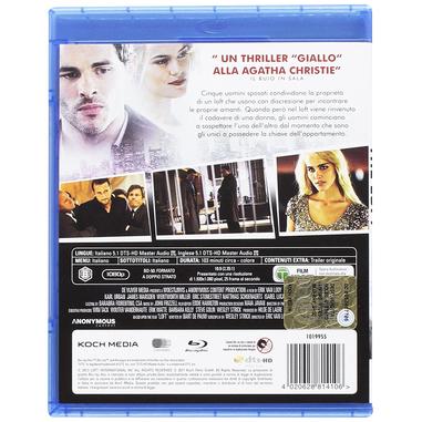 The Loft Blu-Ray