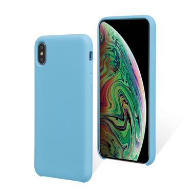 """Phonix IPXSFEA custodia per iPhone Xs 14,7 cm (5.8"""") Cover Blu"""