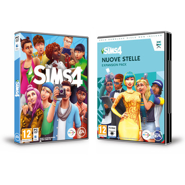 The Sims 4 Nuove Stelle bundle (CIAB)