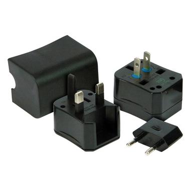 Garanti 87881-G adattatore e invertitore Interno Nero